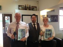 Mover and Shaker award from Best of Bury Jun 14